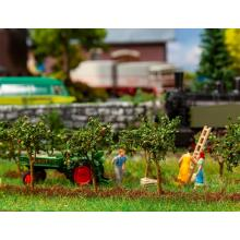 10 kleine Apfelbäume Faller H0 181359