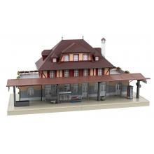 Bahnhof Burgschwabach Faller H0 191761