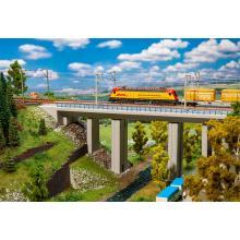 Betonbrücke Faller N 222571