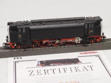 265683 MAN TG-A Schwerlast-SZ m Ladung Goldhofer Herpa H0