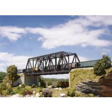 533242 Kastenbrücke 2-gleisige Spur - Faller N